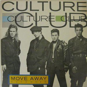 "CULTURE CLUB""MOVE AWAY"" - MAXI SINGLE"