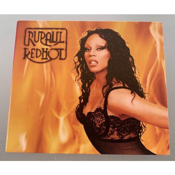 Rupaul - Redhot cd album digipack
