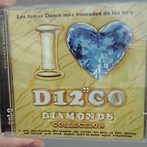 I Love Disco Diamonds Collection [Blanco Y Negro]
