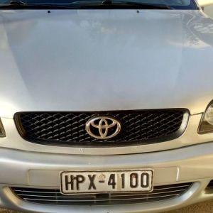 Toyota Corolla g6 1400k 97 hp