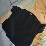 Μαύρο T shirt Large