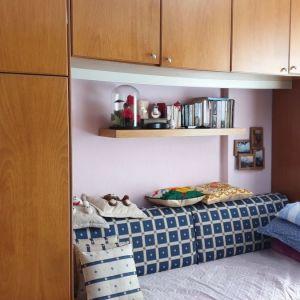 καναπές-κρεβάτι, ντουλάπα