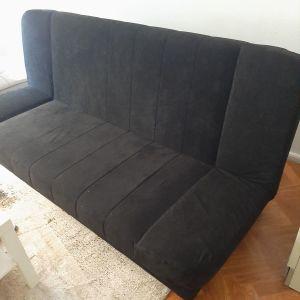 Καναπές τριθεσιος κρεβάτι