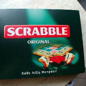 Scrabble αχρησιμοποίητο
