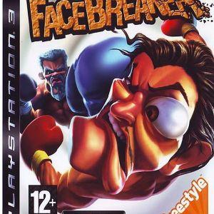 FACEBREAKER - PS3