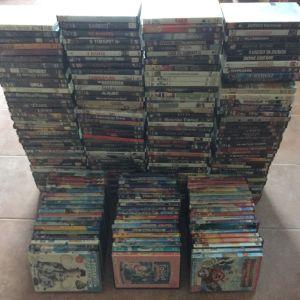 50 Θήκες DVD αδειες με εξωφυλα από ταινίες ( δωρεάν μεταφορικά )