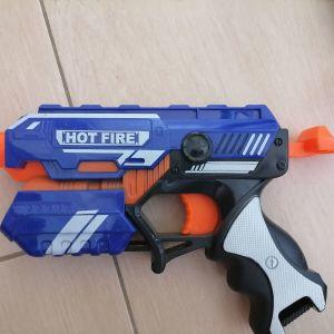 Nerf hot fire