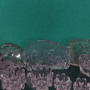 Κηροπήγια Kosta Boda, κρύσταλλο