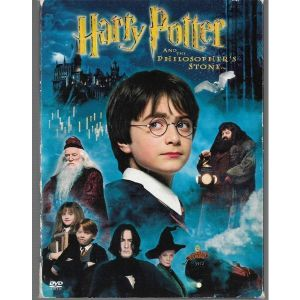 2 DVD / HARYY POTTER / PHILOSOPHERS STONE  / SPESIAL BOX / ORIGINAL DVD