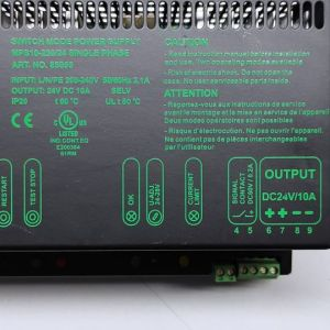 Murr electronic switch mode power supply