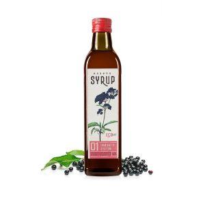 Σιρόπι ενίσχυσης του ανοσοποιητικού, Συμπλήρωμα διατροφής  (syr01)