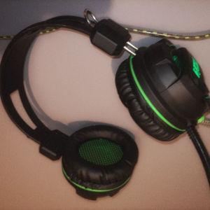 Ακουστικά gaming!!