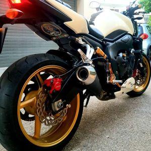 Yamaha fz1 naked