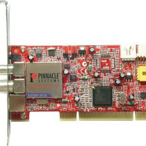 Pinnacle PCTV 110i PCI TV tuner card