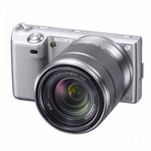 Sony NEX-5 με φακό Sony 18-55mm