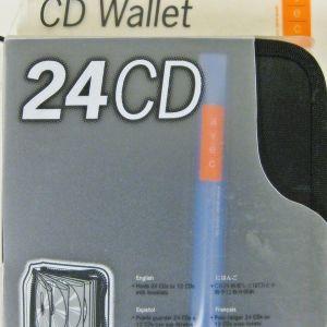 ΘΗΚΗ ΓΙΑ 24 CD WALLET