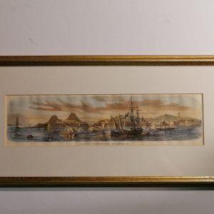 ΚΕΡΚΥΡΑ - ΑΥΘΕΝΤΙΚΗ ΓΚΡΑΒΟΥΡΑ 1861