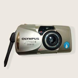 Φωτογραφική μηχανή OLYMPOUS μ II Zoom 80 (AP-101)