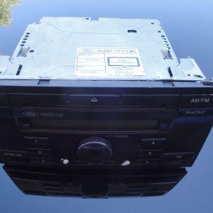 ford focus c max 1600cc 2004 Ράδιο-CD