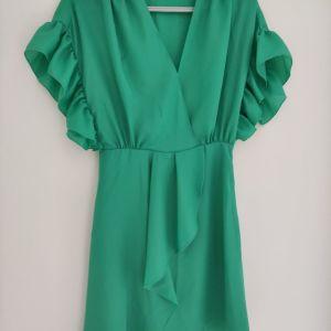 Φορεμα PINKO Πρασινο