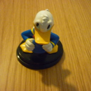 φιγούρα Ντόναλντ Donald Duck Disney DeAgostini De Agostini series 1