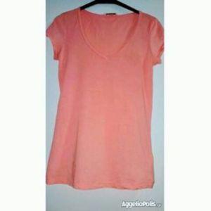 Pink woman μακο μπλουζα large