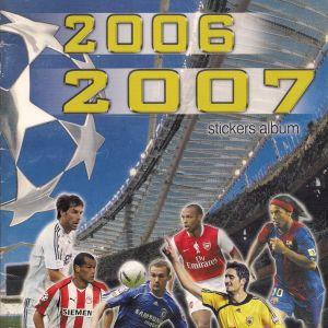 ΑΛΜΠΟΥΜ  EUROPE'S CHAMPIONS 2006-2007 (GOLDEN SHOP)