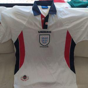 Φανέλα Εθνική Αγγλία Beckham No 7