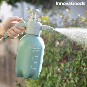 Μπουκάλι Ψεκαστήρα Πίεσης με Ρυθμιζόμενο Πίδακα και Επέκταση Pretly InnovaGoods