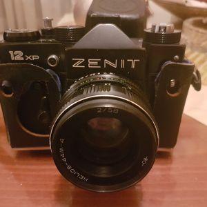 Αναλογική Φωτογραφική Μηχανή ΖΕΝΙΤ