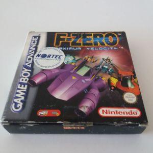 F-ZERO(GAME BOY ADVANCE)