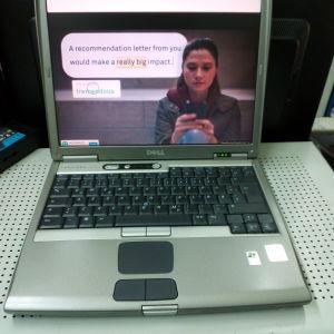 Dell Latitude D600 Refurbished | Για δουλεία γραφείου - Internet | Σαν καινούριο στο κουτί του