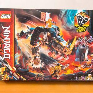 Lego Ninjago: Zane's Mino Creature