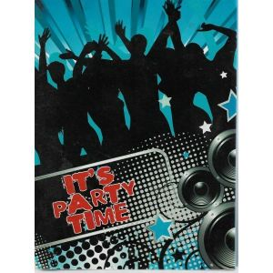 4 CD / ΚΑΣΕΤΊΝΑ / IT S PARTY TIME