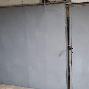 Πόρτα σιδερένια