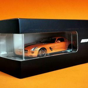 Mercedes-Benz SLS AMG 1:43 (Καινούριο)