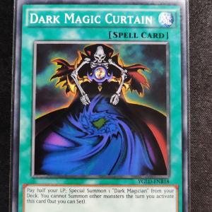 Dark Magic Curtain