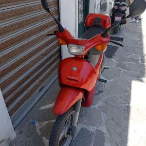 piazzio free 1993 50αρι σε άριστη κατάσταση, ηλεκτρική μίζα,εισαγωγή από Ιταλία, όλα του τα σέρβις,δεύτερο χέρι εγώ