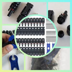 20 ζευγάρια MC4 | Ολοκληρομένο σετ για φωτοβολταϊκές εγκαταστάσεις με δώρο εργαλείο για σωστό αδιάβροχο σφίξιμο κάθε φορά