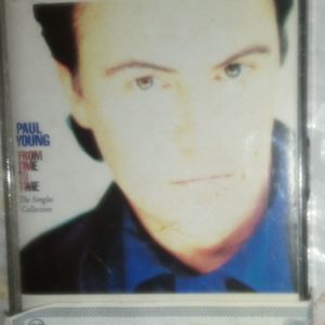 PAUL YOUNG-FROM TIME TO TIME-ΚΑΣΣΕΤΑ ΣΦΡΑΓΙΣΜΕΝΗ