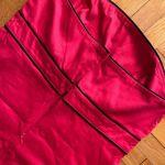 Υπέροχο Κόκκινο Βαμβακερό Φόρεμα. Size L/XL