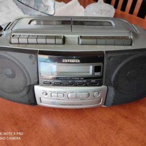 Φορητό stereo Aiwa