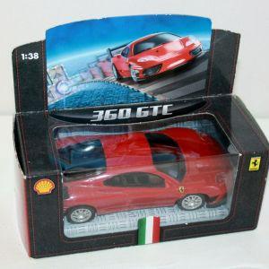 Ferrari 360 GTC Hot Wheels Μινιατούρα 1:38