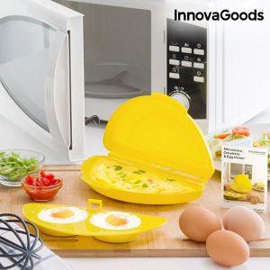 Συσκευή για Τορτίγιες για τον Φούρνο Μικροκυμάτων InnovaGoods