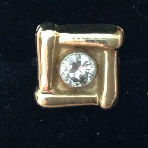 Σκουλαρίκια από χρυσό&ασήμι