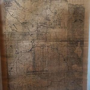 παλιός χάρτης