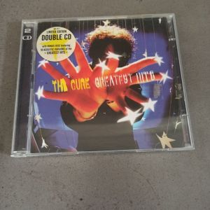 The Cure - Greatest Hits [CD Album]