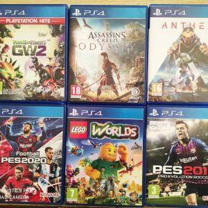 κασετες για PS4