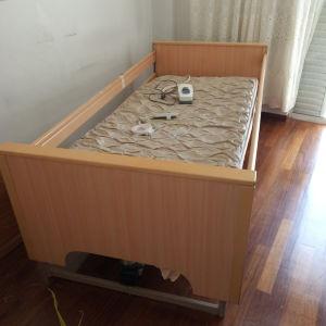 Νοσοκομειακο κρεββάτι πολυτελείας