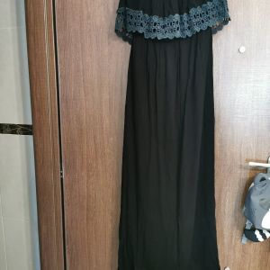 Γυναικειο φόρεμα καλοκαιρινό μακρύ στράπλες bsb
